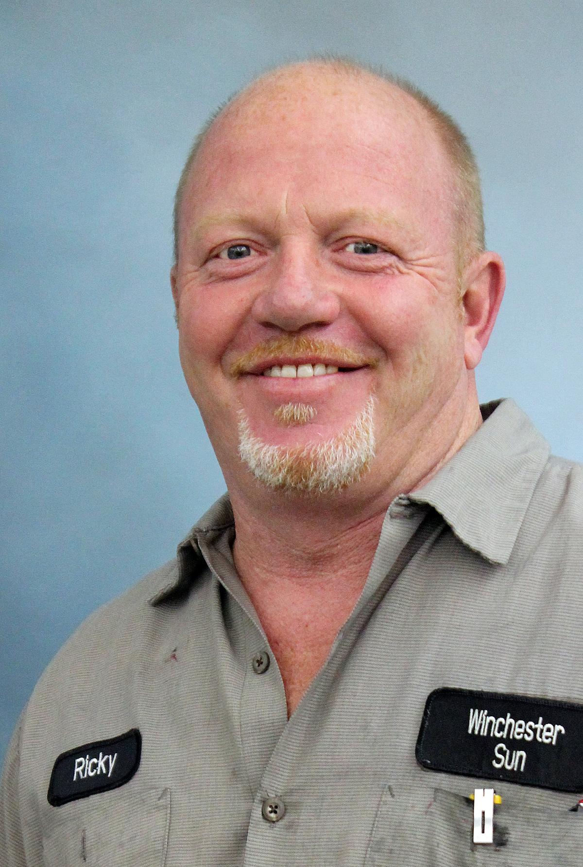 Ricky Reed : Lead Pressman