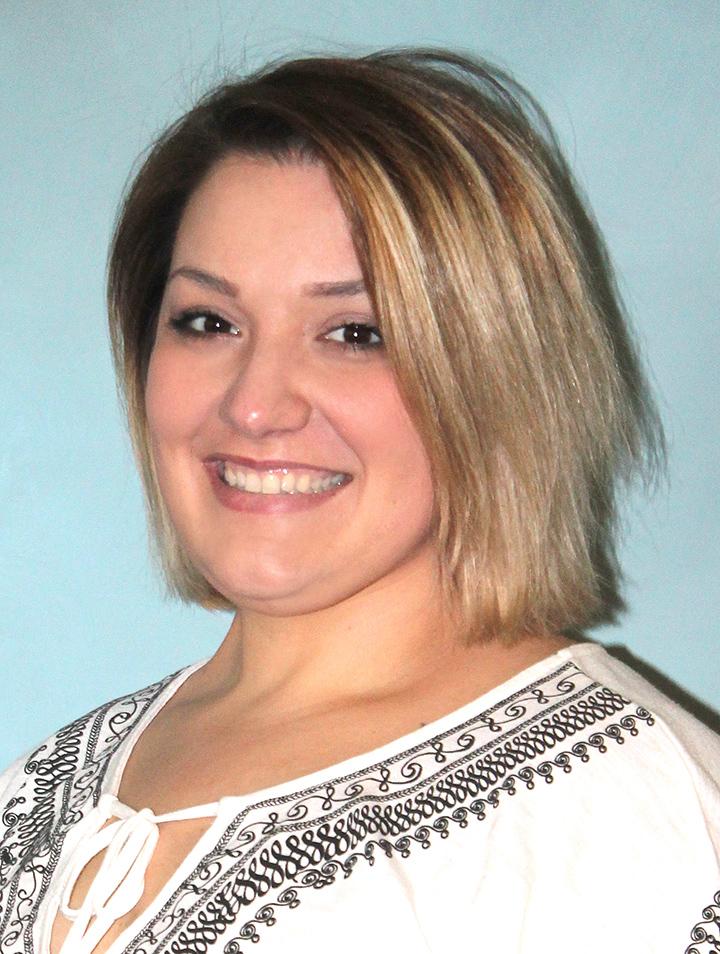 Whitney Leggett : Editor
